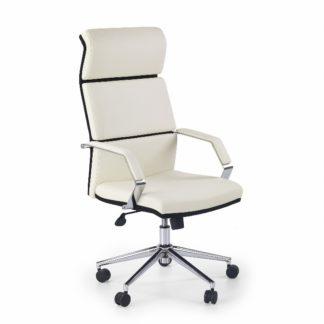 Kancelářské křeslo COSTA, černá/bílá