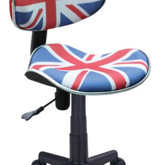 Kancelářská židle Q-G2 vlajka