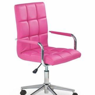 Dětská židle GONZO 2, růžová
