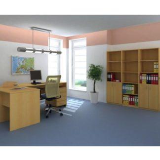 TEMPO AS, kancelářská sestava 1, buk