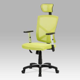 Kancelářská židle KA-H104 GRN, zelená