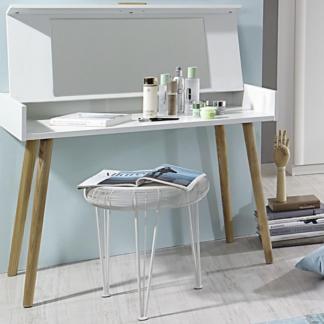 Toaletní/psací stolek se zrcadlem Kolding