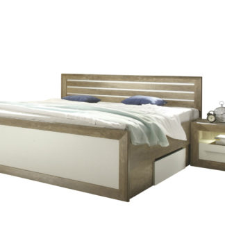 Sconto Postel s nočními stolky DREANO (FERNANDO)