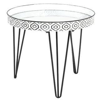 Sconto Přístavný stolek VITAGO 3