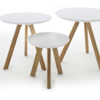 Sconto Přístavný stolek SILAS