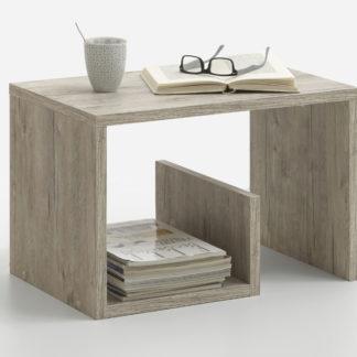 Sconto Přístavný stolek MIKE