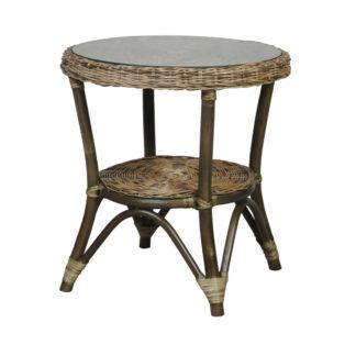 Sconto Ratanový stolek FELICIA 02