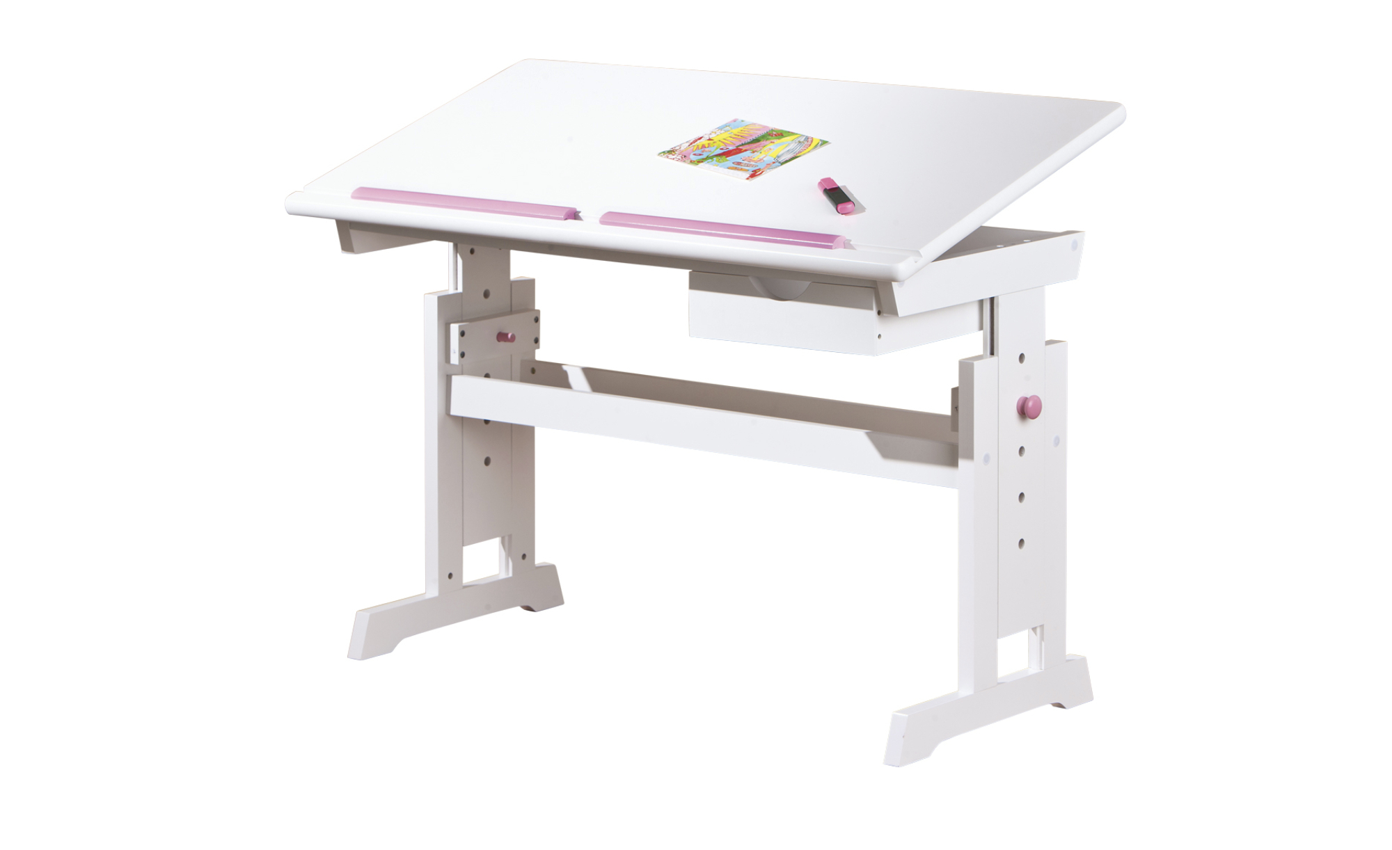 Sconto Nastavitelný psací stůl BERNIS