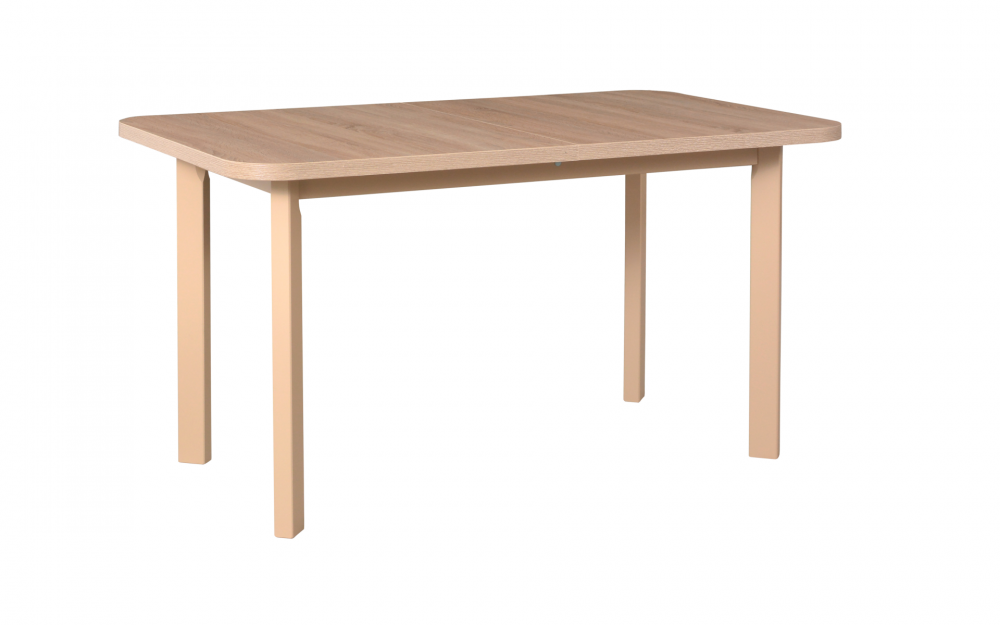 Stůl Wenus II P, 80x140/180 - Dr