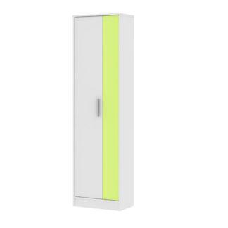 SOFIE skříň SO 20, bílá/zelená