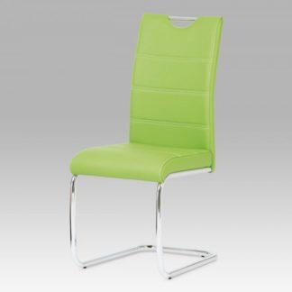 Jídelní židle HC-581 Autronic Zelená