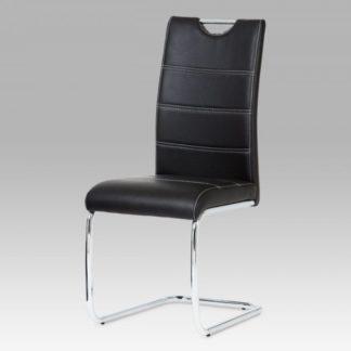 Jídelní židle HC-581 Autronic Černá