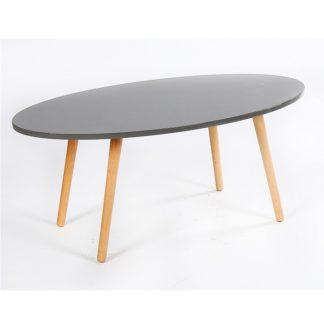 Konferenční stolek BAZZY 1 Tempo Kondela Šedá