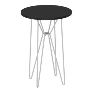 Příruční stolek RUBEN Tempo Kondela Černá