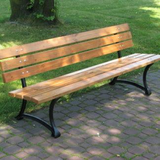 Parková lavice - FSC ROJAPLAST