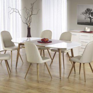 Jídelní stůl rozkládací EDWARD Halmar Dub medový
