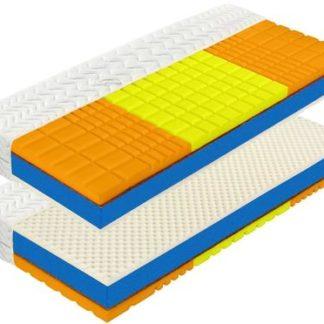 Matrace 1+1 zdarma Tropico Romantika Kašmír + 2x polštář Lenošek ZDARMA 100 x 200 cm 24 cm