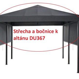 Střecha a bočnice k altánu DU367 ROJAPLAST