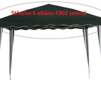 Střecha k altánu F002 zelená ROJAPLAST