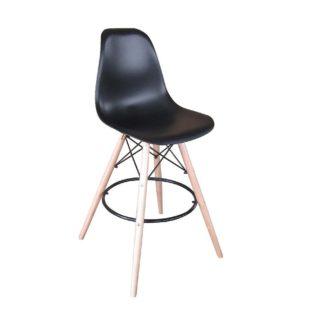 Barová židle CARBRY černá Tempo Kondela