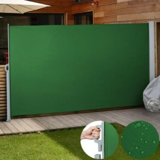 Venkovní zástěna výška 2m délka 3m HT200-3 zelená Hometrade