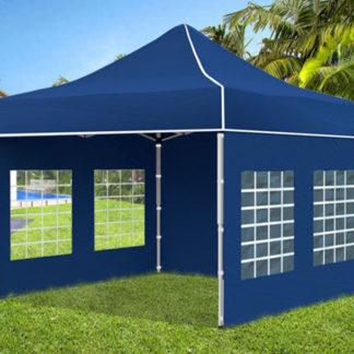 Zahradní stan 3x3m PROFI Modrá