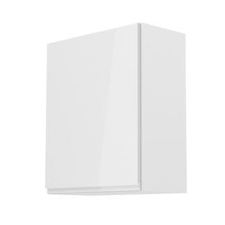 Horní skříňka AURORA G601F - levá Tempo Kondela Bílá