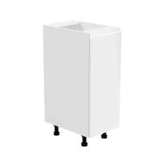 Spodní skříňka AURORA D30 - pravá Tempo Kondela Bílá