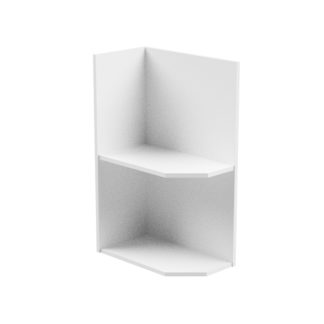 Spodní skříňka AURORA D25PZ bílá - levá Tempo Kondela