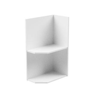 Spodní skříňka AURORA D25PZ bílá - pravá Tempo Kondela