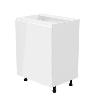 Spodní skříňka AURORA D601F - levá Tempo Kondela Bílá