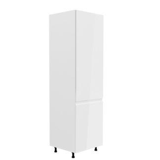Potravinová skříňka AURORA D60R - pravá Tempo Kondela Bílá