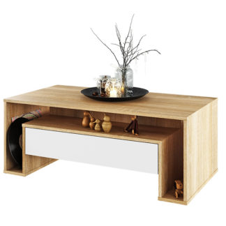 Konferenční stolek DAWSON Tempo Kondela Dub sonoma