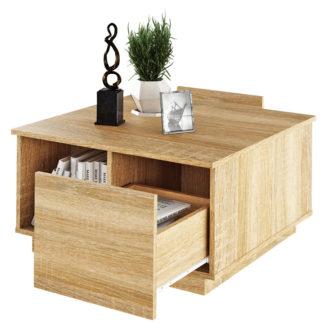 Konferenční stolek DALAN Tempo Kondela Dub sonoma