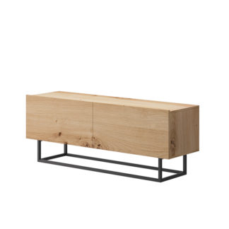 RTV stolek bez podstavce SPRING ERTV120 Tempo Kondela Dub artisan
