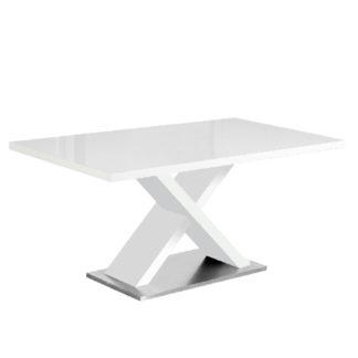 Jídelní stůl FARNEL Kondela Bílá