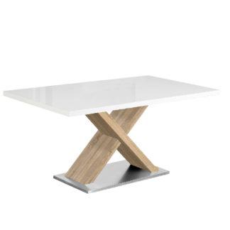 Jídelní stůl FARNEL Kondela Dub sonoma