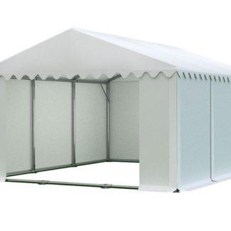Skladový stan 5x6m PROFI Bílá