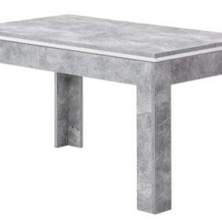 Jídelní stůl Stone, 140x80 cm, rozkládací