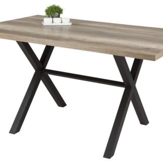 Jídelní stůl Bonny 140x90 cm, dub divoký
