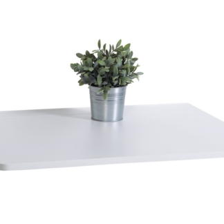Nástěnný výklopný stolek Natalie 74x60 cm, bílý