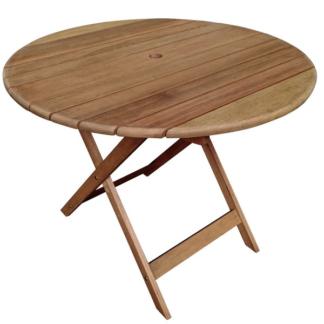Skládací zahradní stůl Montego 90x90 cm