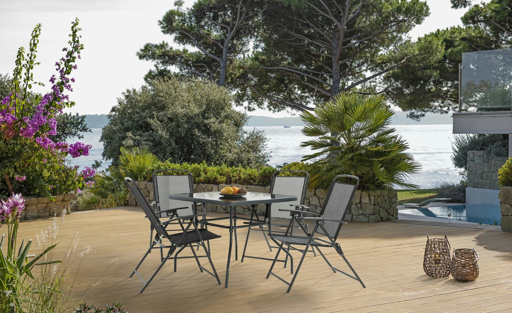 Sconto Zahradní stůl CORDOBA 7