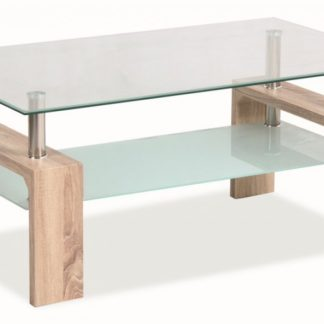 Konferenční stolek Diana dub sonoma - FALCO