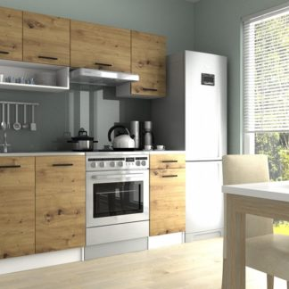 Kuchyňská linka Lulu II 120/180 artisan - FALCO
