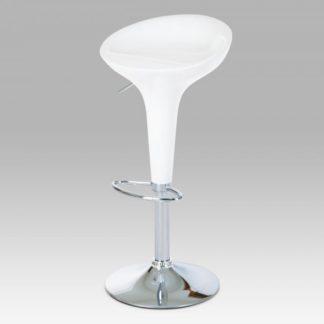 Barová židle AUB-9002 Autronic Bílá