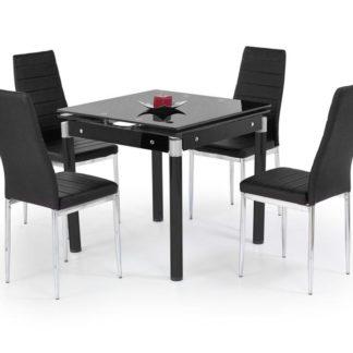 Jídelní stůl KENT Halmar černá