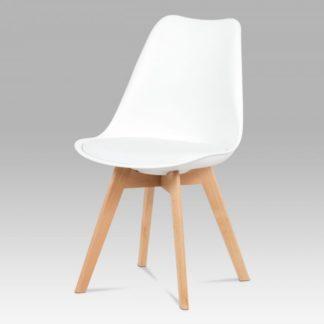 Jídelní židle CT-752 Autronic Bílá