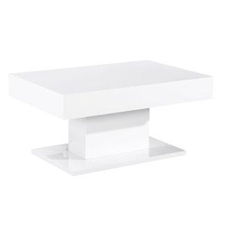Konferenční stolek DIKARO bílý Tempo Kondela