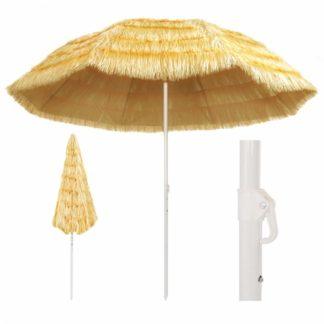 Plážový slunečník v havajském stylu Ø 300 cm